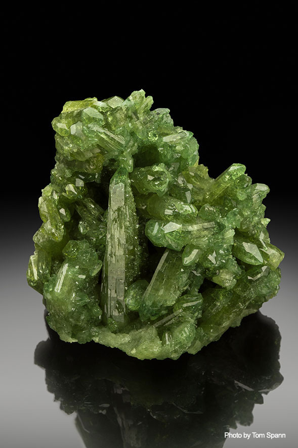 Vesuvianite Jeffrey Mine Stonetrust